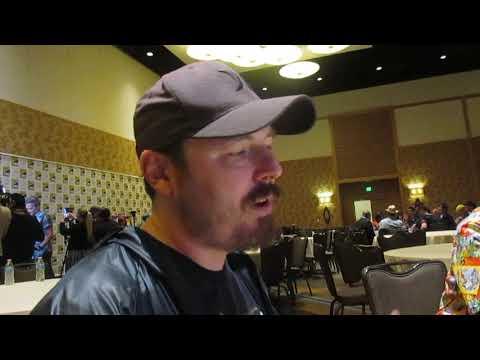 Phil Baroussa Death Of Superman Interview