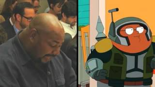 The Cleveland Show   Season 1 Table Read   Part 3