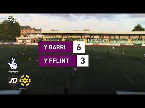 Barry Flint Goals And Highlights