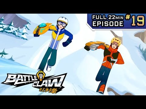 Ski School | BattleClaw Season 1 | Episode 19