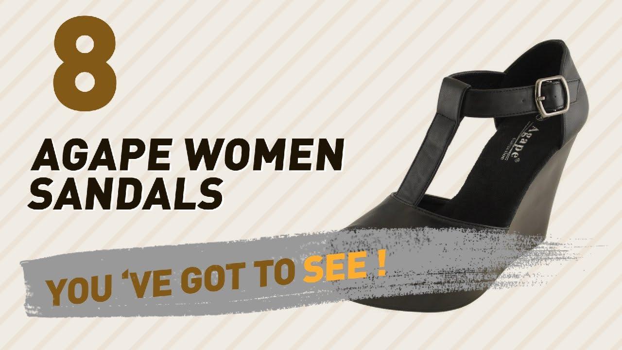 c173d50798a Agape Women Sandals    New   Popular 2017 - YouTube
