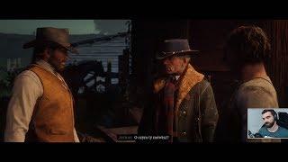 Red Dead Redemption 2 #11 - Paserka i poszukiwanie skarbu [fabuła/eksploracja]