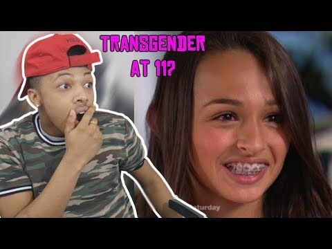 Girl Who is Transgender at 11 Years Old!