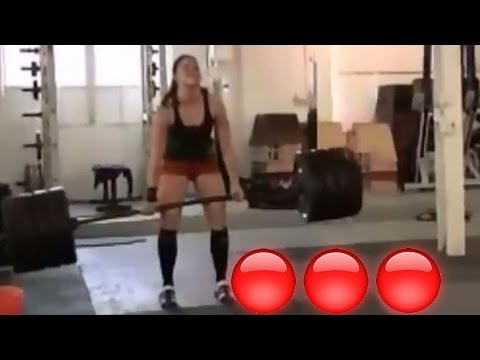 Exercises in Futility How NOT to Lift Weights #1 (CrossFit Total)