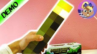 Δοκιμάζουμε το ξεχωριστό φωτιστικό Minecraft!