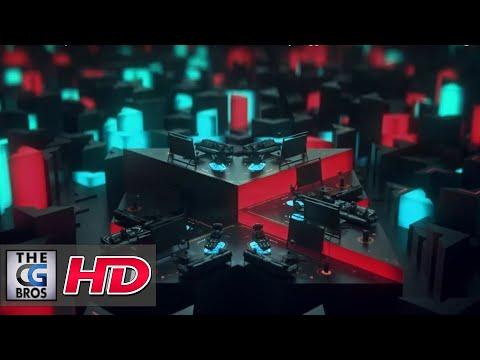 CGI 3D Animated MoGraph: