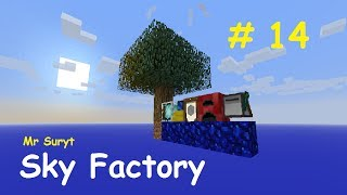 Sky Factory. Minecraft. Ep14. One more grind finished.
