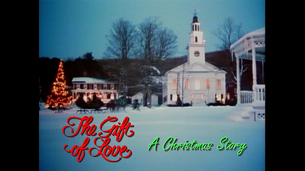 THE GIFT OF LOVE: A Christmas Story trailer - YouTube