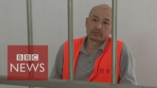 China's violent Christian cult: Church oḟ Almighty God - BBC News