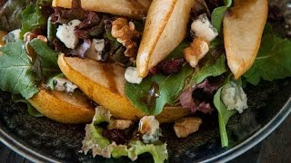 Kuvanje u trendu: Salata sa gorgonzolom i kruškom (2. epizoda)