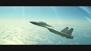AVIC - J-15 Flying Shark Naval Fighters & Liao Ning Aircraft Carrier Promo [720p]