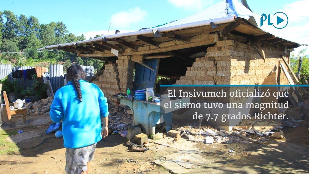 Terremoto Causa Danos Severos En Seis Departamentos De Guatemala Prensa Libre