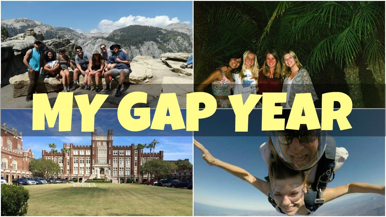 how to find work experience for gap year