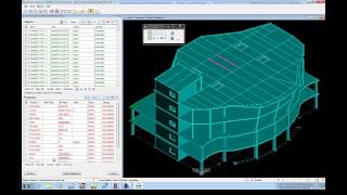 How to exchange structural models between Bentley RAM Structural Sy...