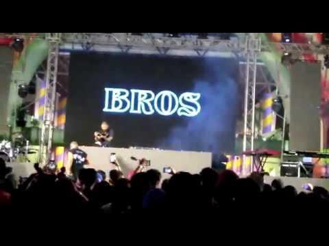 "BROS - Gawvi ft Madiel Lara en ""Fun Festival"" Guatemala 2019"