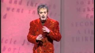 "Eddie Izzard  ""Sexy Tunes"" Sketch From ""Definite Article"""