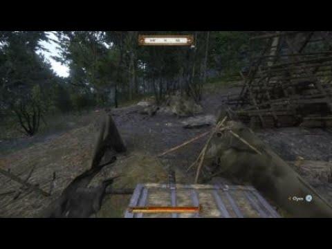 Kingdom Come: Deliverance Tutorial - Ancient Map 1!