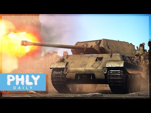 Panther Ersatz M10 | Master of Sabotage (War Thunder Tanks Gameplay)