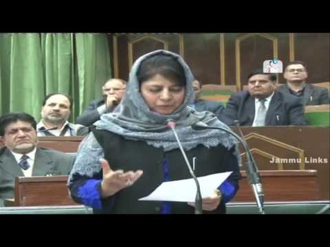 Mehbooba seeks Opposition support to get JK out of uncertainties, violence