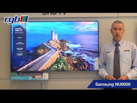 Samsung NU8000 , UE49NU8000 , UE55NU8000 , UE65NU8000