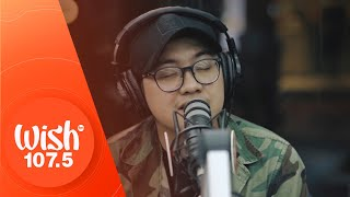 "John Roa performs ""Oks Lang"" LIVE on Wish 107.5 Bus"
