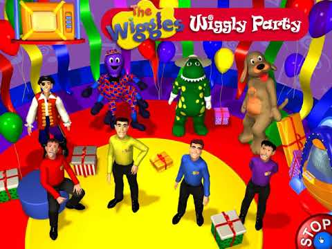 The Wiggles: Wiggly Party (PC Game)