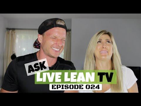 Foods To Poop Better, Stop Excessive Sweating | #AskLiveLeanTV Ep. 024
