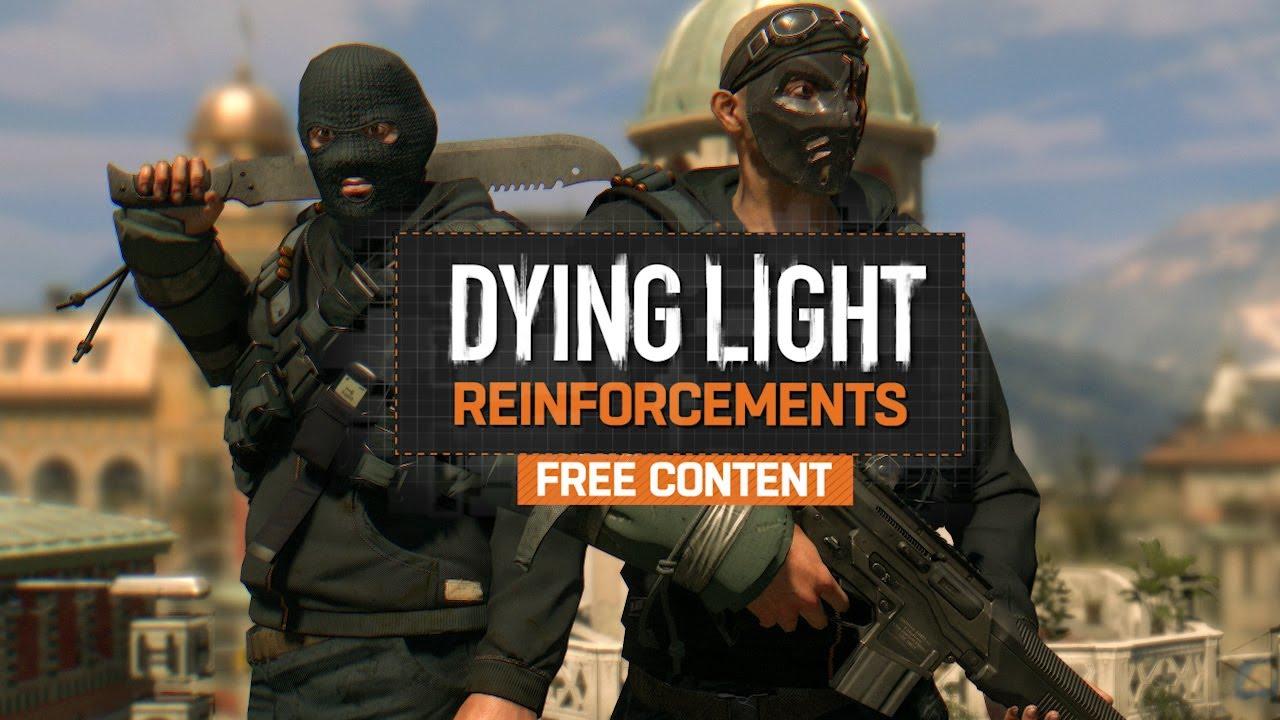 Content Drop #0 - Reinforcements OUT NOW | Trailer