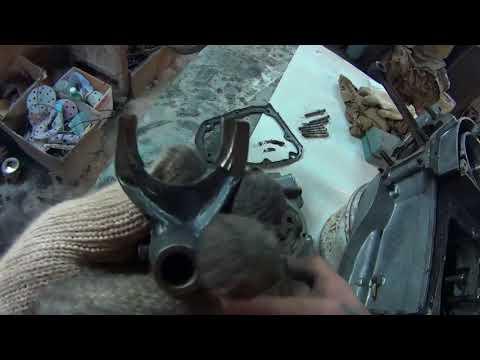 Разборка и дефектовка КПП ИЖ Планета5