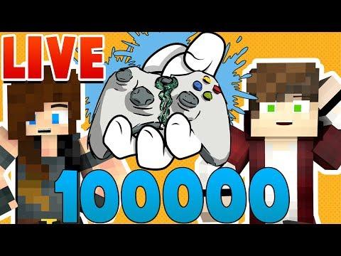 LA PRIMA LIVE! FINALMENTE 100.000!