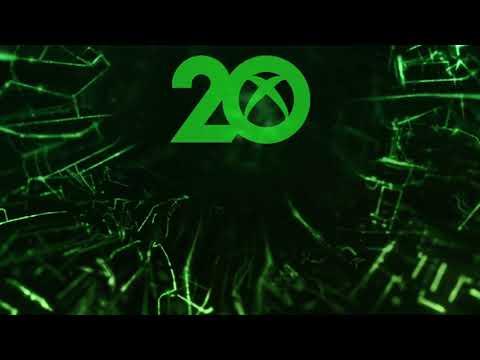 20th Anniversary Xbox Series X|S Dynamic background