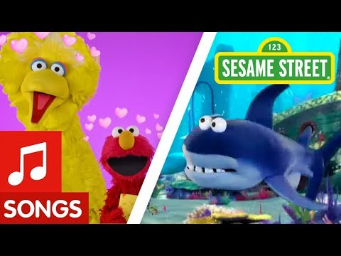 Sesame Street: Two Hours Of Sesame Street Songs!