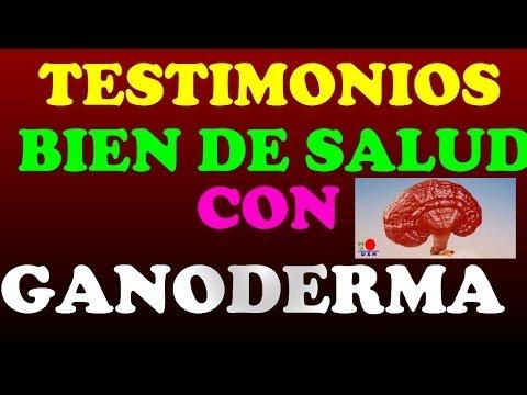TESTIMONIO DE ASMA CON GANODERMA - Dr.Valentina Ames