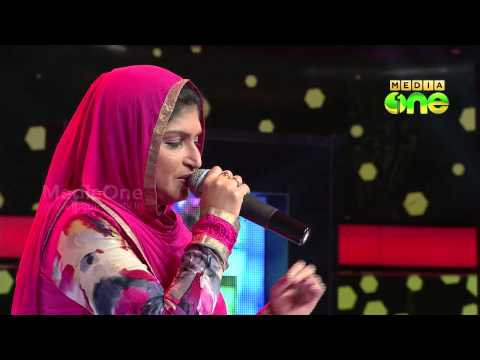 Pathinalam Ravu Season3 Guest Rahna Singing  (Epi14 Par4)