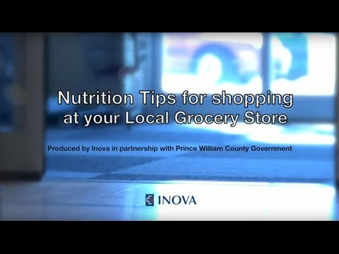 Nutrition Tips for Healthier Shopping at the Grocery Store