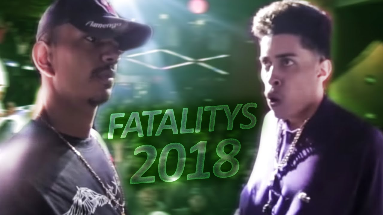 30 FATALITYS que MARCARAM o ano de 2018