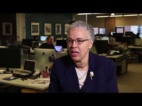 Cook County Board President Toni Preckwinkle, Democratic primary candidate | Chicago.SunTimes.com