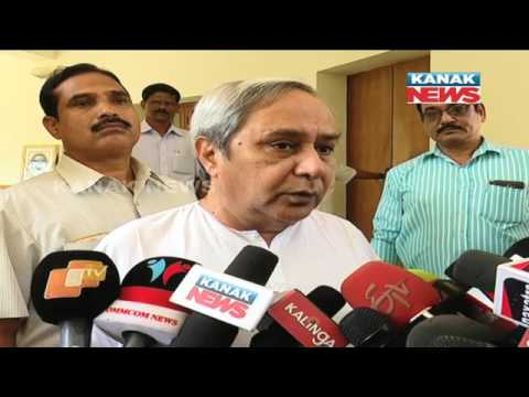 Mahanadi Row: Naveen Patnaik Calls For Cabinet Meeting