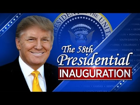 FNN: Trump Inauguration and Parade - FULL...