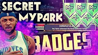 GET ALL THE MyPARK BADGES INSTANTLY!!! THE SECRET GUIDE ON GETTING MyPARK BADGES FAST!!!