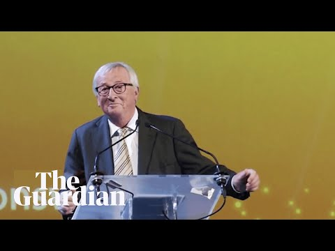 Moves like May: was Juncker mocking the UK PM's dancing?