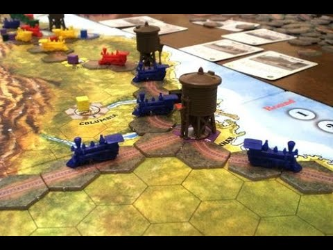 Railways of the World   Board Game   BoardGameGeek
