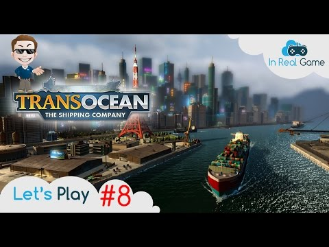 TRANSOCEAN - Let's Play #8 - Ca flotte !