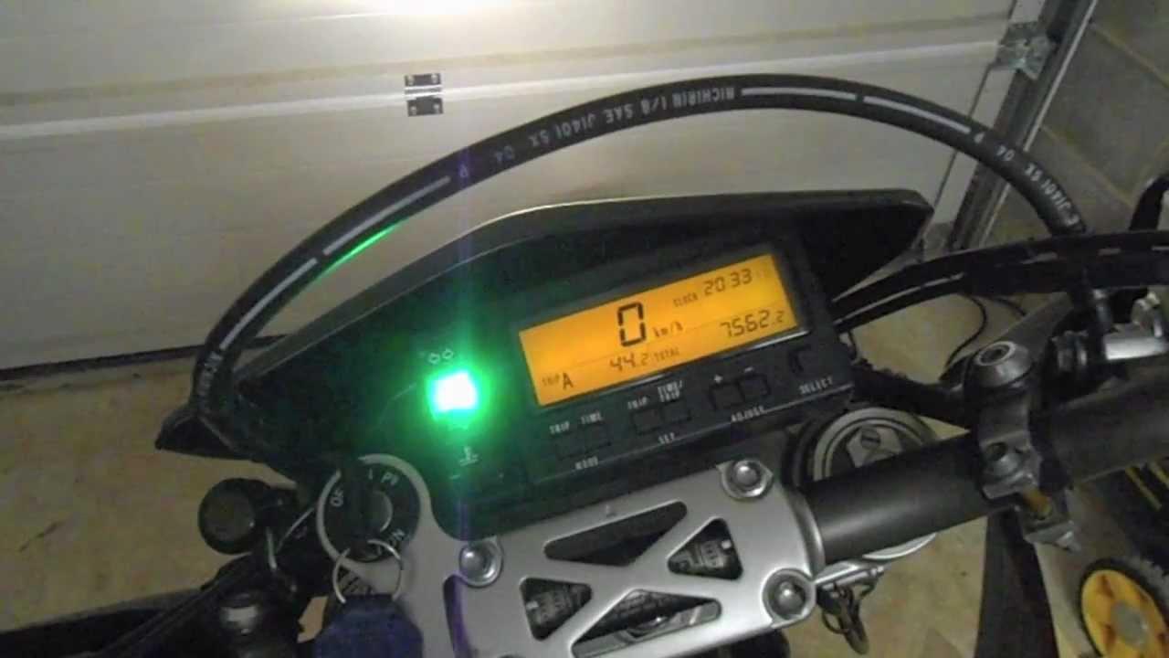 Suzuki Speedo Cable