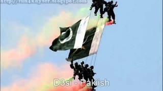 mera pakistan pakish song