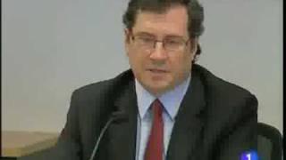 Estudantes espanhóis contra o processo de Bolonha