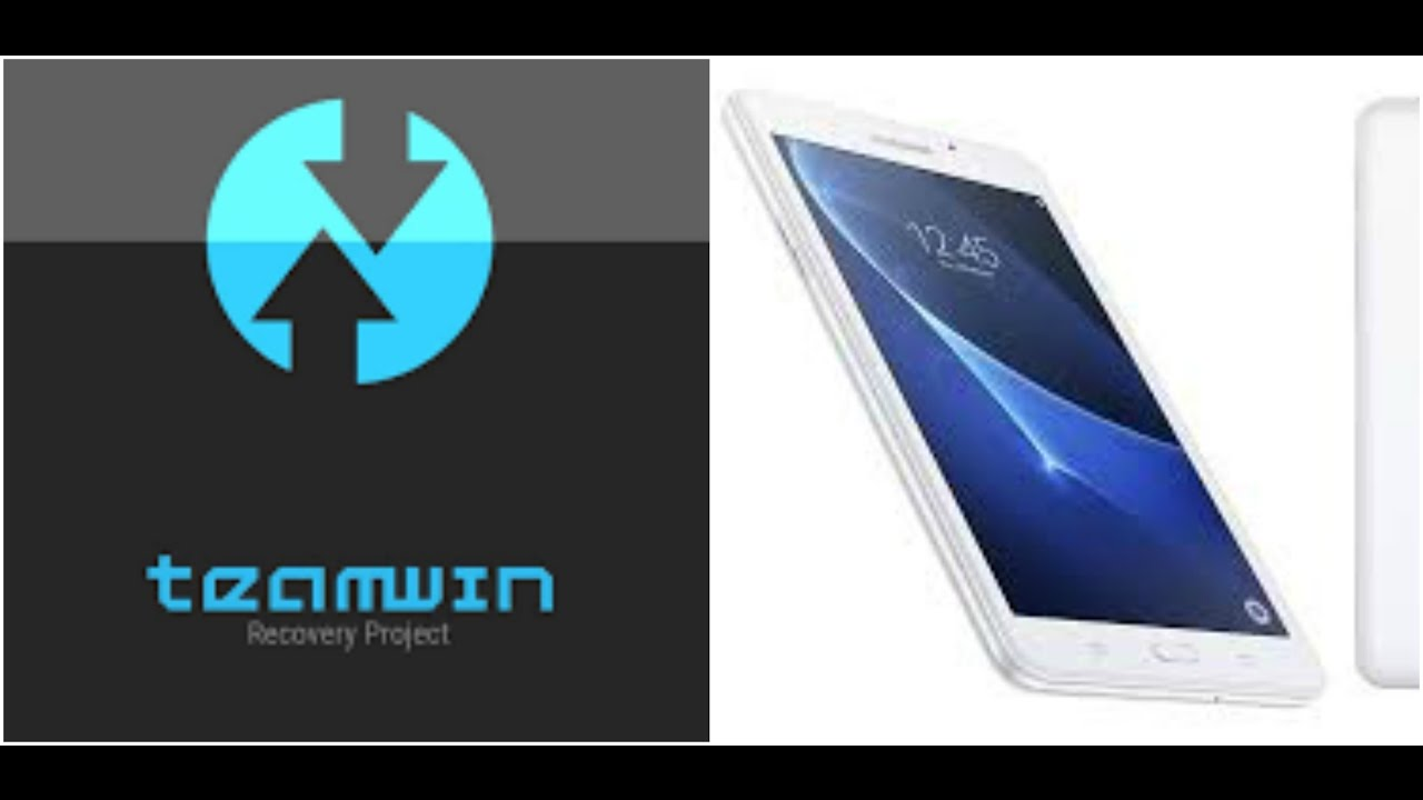 How To Install Twrp On Galaxy Tab A6 2016 Youtube