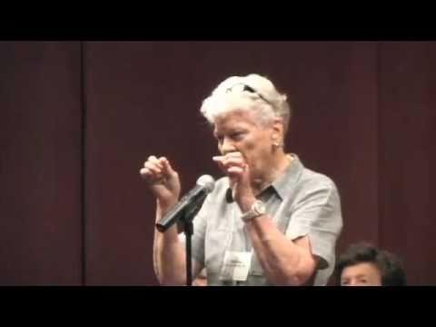Storytelling 2010: Maureen McCann Miletta '50