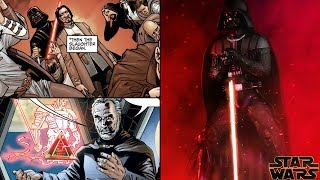How Darth Vader SLAUGHTERED Count Dooku's Family After Revenge of the Sith – Star Wars Explained