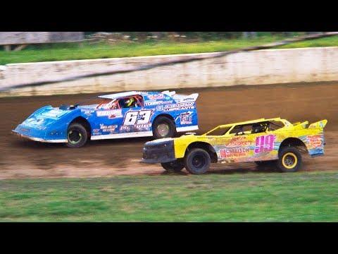 Street Stock Feature | Eriez Speedway | 7-28-19